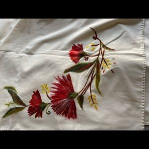 NWOT- Madewell women's oversized floral scarf
